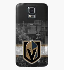 Vegas Golden Knights Skyline Case/Skin for Samsung Galaxy