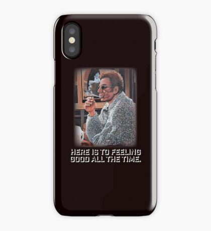 Cosmo Kramer iPhone Case