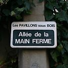 Streets signs 02  by Pascale Baud
