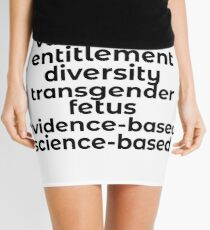 Banned Words in the USA (CDC and more) that need to be spread and fought for. Mini Skirt