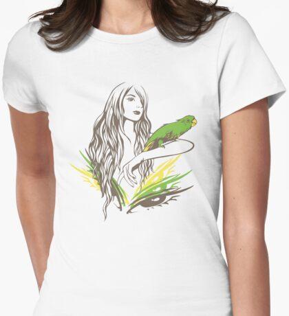 Parrot Girl - 1 T-Shirt