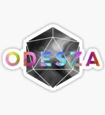 Psychedelic Odesza Sticker