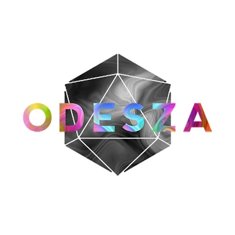 Psychedelic Odesza by meganinsane