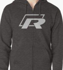 Golf R Logo Zipped Hoodie