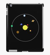 Simple Solar System iPad Case/Skin