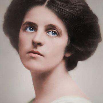 Dorothy Parker 1893-1967 by PatSeg