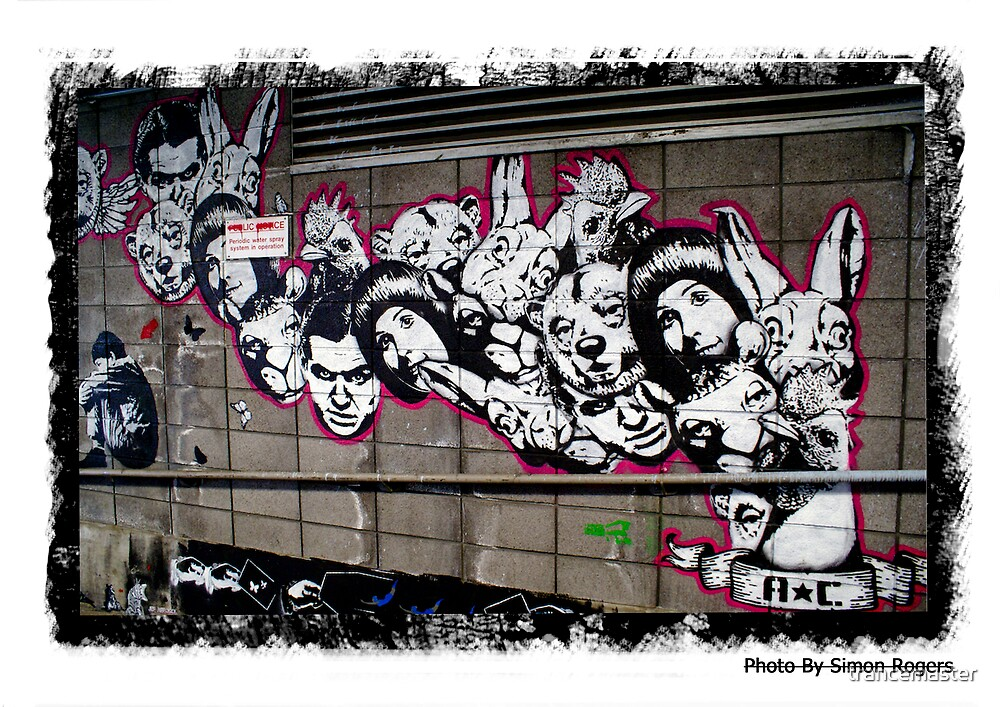can's street art 2008 by trancemaster
