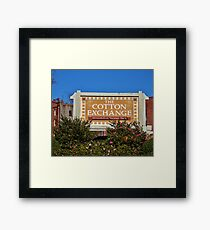 Lovely Place To Shop Framed Print