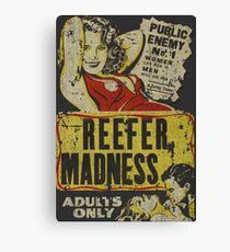 Reefer Madnesse Canvas Print