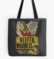 Reefer Madnesse Tote Bag