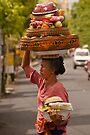 Food Vendor by Werner Padarin