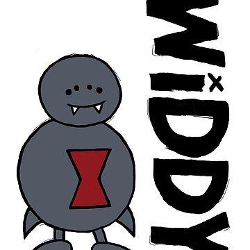 Little Odd Lots - Widdy by prezofmoon
