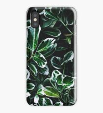 Floral Stickers iPhone Case/Skin