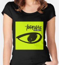 Tobymac Eye on it Women's Fitted Scoop T-Shirt