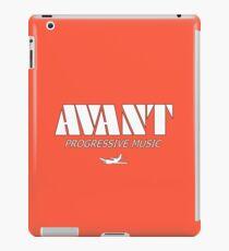 Avant progressive music iPad Case/Skin