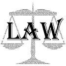 Law Text by Christopher Myers