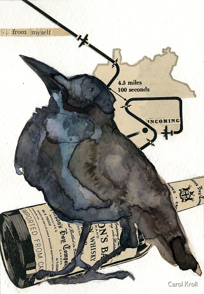 Blackbird of Destruction by Carol Kroll