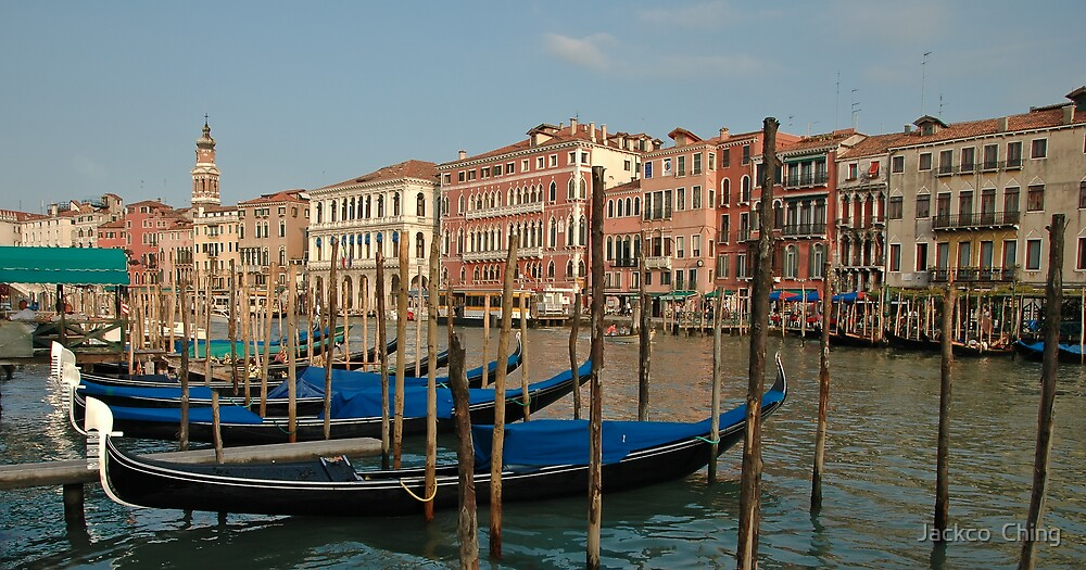 By the river - Venice by jackco ching