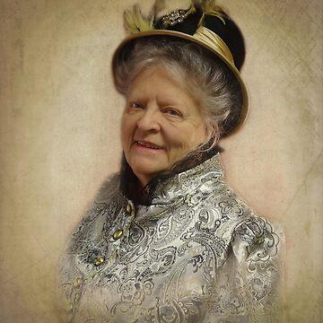 Victorian Lady by vigor