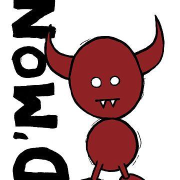 Little Odd Lots - D'Mon by prezofmoon