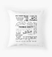 thomas rhett life changes album lyrics Floor Pillow