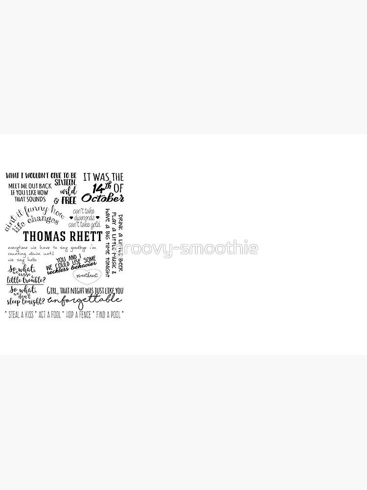 thomas rhett das leben verändert album lyrics von groovy-smoothie