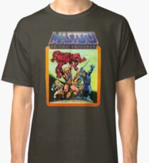 He-Man Masters of the Universe Battle Scene Classic T-Shirt