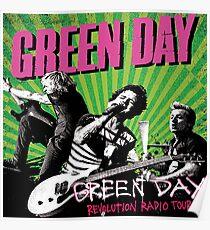 Revolution Radio Green Day Poster