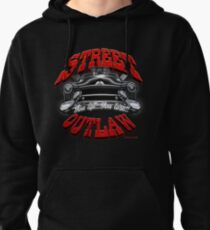 Street Outlaw Pullover Hoodie