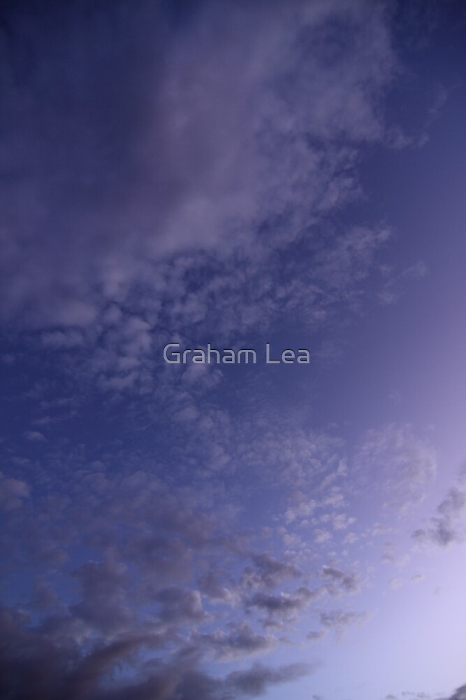 Between Heaven and Earth by Graham Lea