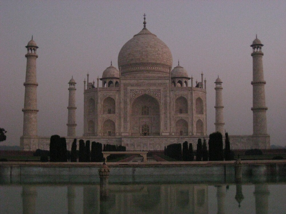 The Taj Mahal by mypics4u