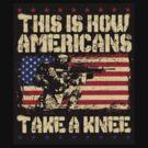 Take A Knee by Fred Seghetti
