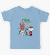 Charlie Brown Christmas Kids Clothes