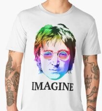 Imagine Men's Premium T-Shirt