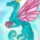 Fairy Dragon by Nina Bolen