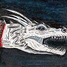 White Dragon by Nina Bolen