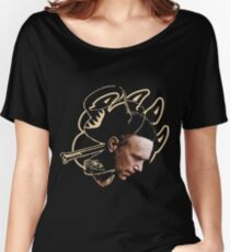 Billy Sheehan (vector) Women's Relaxed Fit T-Shirt