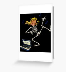 Ghouls Party Greeting Card