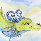 Air Dragon by Nina Bolen