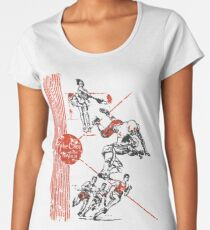 Vintage Pee Chee Women's Premium T-Shirt