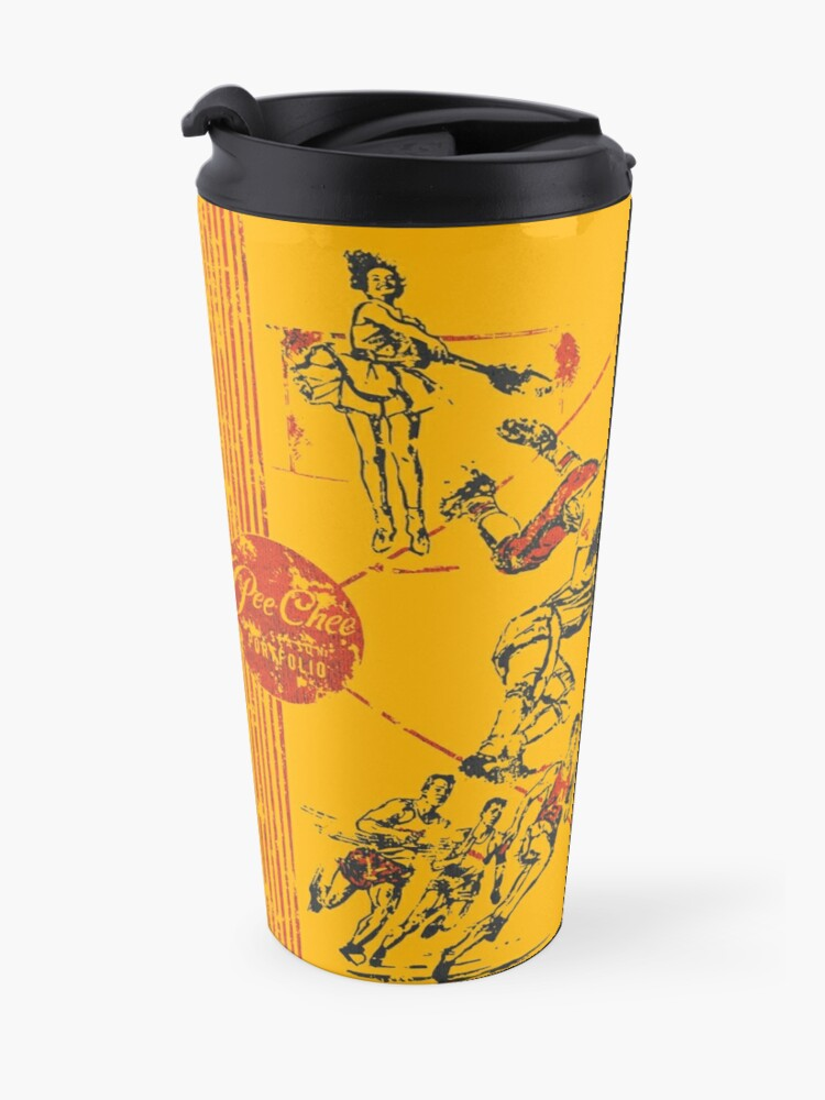Alternate view of Vintage Pee Chee Travel Mug
