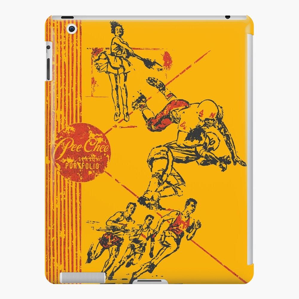 Vintage Pee Chee iPad Case & Skin