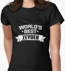 World's Best Zeydeh - Yiddish Grandpa T-Shirt