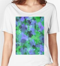Rhapsody of colors 6. Women's Relaxed Fit T-Shirt