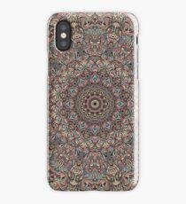 Mandala 7 Color Version D iPhone Case/Skin