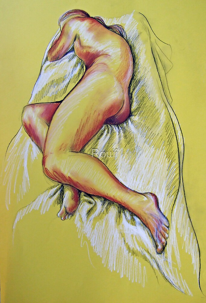lifedrawing 12 by Rowi