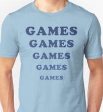 Adventureland - Games T-Shirt