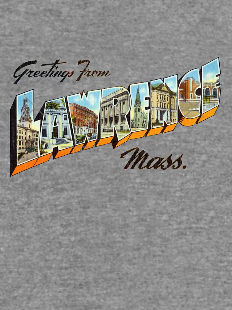 Greetings from Lawrence, Massachusetts by reapolo