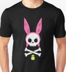 Skull Louise Unisex T-Shirt