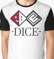 D.I.C.E. Logo Graphic T-Shirt